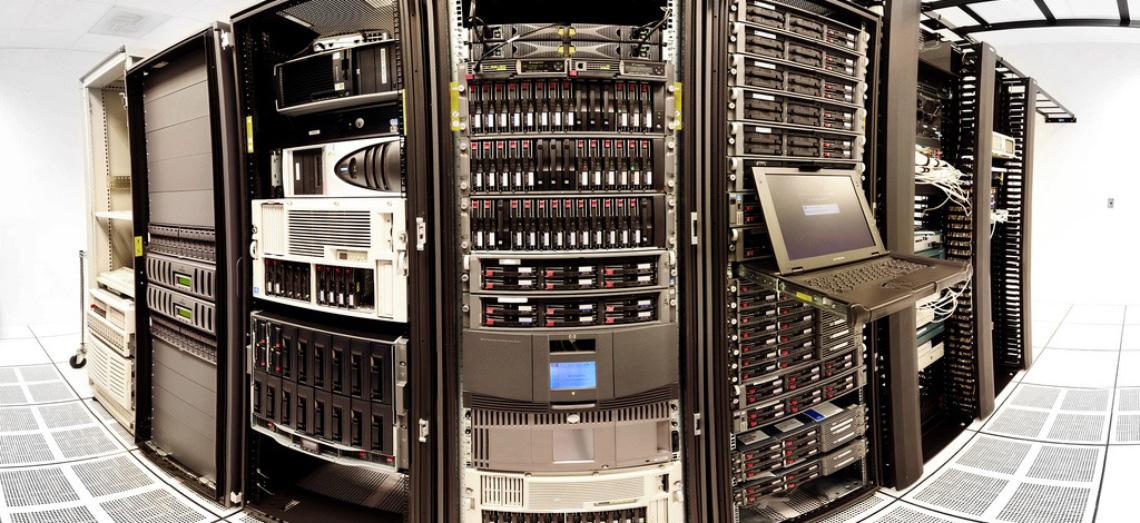 data centers variation
