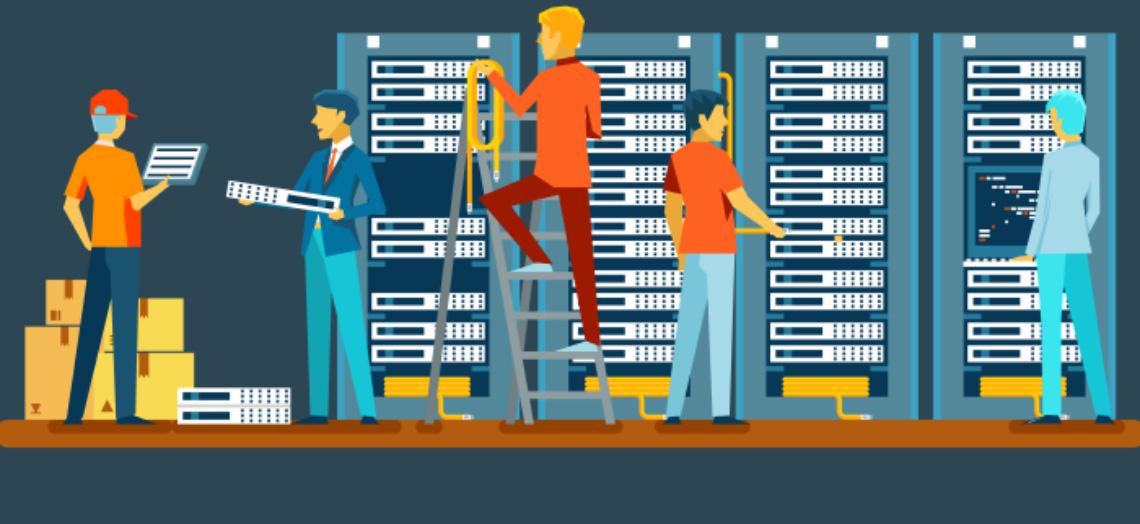 relocate data center